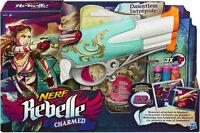 Nerf Rebelle Spylight Blaster/Agent Bow/Flipside/Charmed Crossbow -New & Boxed
