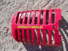 Massey Harris 33 Tractor Nice Original Repainted Front Nose Cone Grill