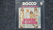 Bonnie St. Claire - Rocco 7'' Single GERMANY