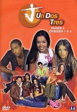 UN, DOS, TRES -Saison 3 - Episodes 1 a 4 (1 DVD) - NEUF sous blister -
