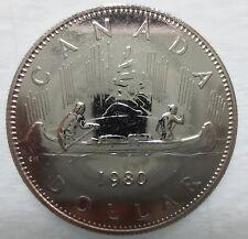 1980 CANADA VOYAGEUR DOLLAR SPECIMEN COIN