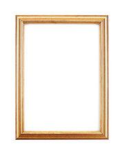Elegant Reverse Picture Frame Photo Frame Poster Frame Picture Frame Gold Leaf