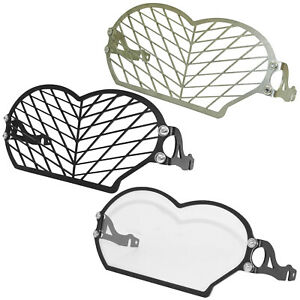 Headlight Grille Guard Cover Protection For BMW R 1200 GS GSA Oil Cooled 04-13