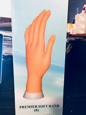 Soft Hand for Nail Art Practice Tool- Manicure Practice For Salon Beauty School
