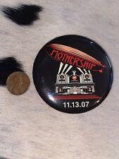 Rare LED ZEPPELIN - MOTHERSHIP Album Promo PIN  /  BUTTON 11.13.07