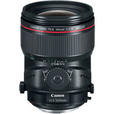 Canon Ts-e 50mm F/2.8l macro Tilt-shift Lens from EU Rápido