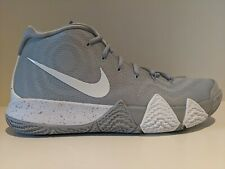 DS 2018 Nike Kyrie 4 TB Wolf Grey White Cool Size 13 IV AV2296 002