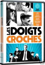 DVD ROY DUPUIS * Les doigts croches 2009 sticky fingers CLAUDE LEGAULT Ken Scott