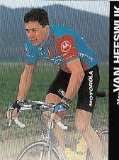 MAX VAN HEESWIJK Cyclisme Ciclismo cycling Motorola 96