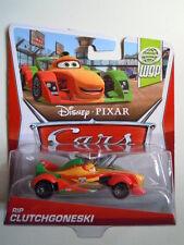 RARO CARS Disney pixar cars rip clutchgoneski mattel 2013 wgp scala 1:55 maclama