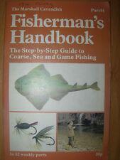 FISHERMANS HANDBOOK PART 44 MONKFISH MARSHALL CAVENDISH