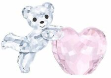 Swarovski Kris Bear - Pink Heart # 5265323 New in Original Box