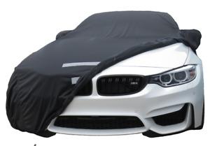 MCarcovers Fleece Car Cover + Sun Shade | Fits 2001-2006 BMW 330Ci MBFL-93043