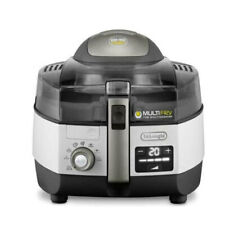 DeLonghi FH 1396/1  Extra Chef Plus Heißluft Fritteuse & Multicooker 1400 W