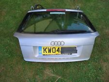 AUDI A3 8P 2003-2008 3 DOOR BACK REAR TAILGATE BOOT BOTTLED SILVER COMPLETE