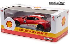 1:24 GreenLight *HOBBY EXCLUSIVE* SHELL RACING 2017 Chevrolet Camaro SS NIB