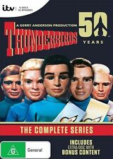 Thunderbirds (DVD, 2015, 9-Disc Set)
