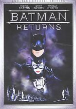 #5 BATMAN RETURNS Special Edition Brand New DVD Set FREE SHIPPING