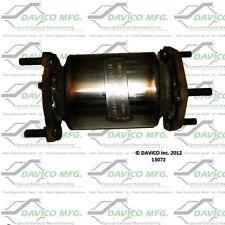 Catalytic Converter-Exact-Fit Front Davico Exc CA 13072