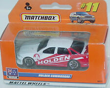 Matchbox Holden Diecast Vehicles
