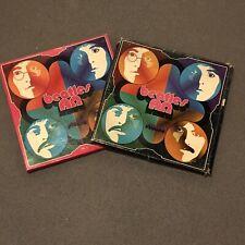 THE BEATLES Alpha Omega Vol. 1 & Vol. 2 Box Sets 8 vinyl records