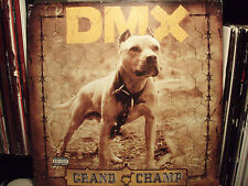 DMX - GRAND CHAMP (VINYL 2LP)  2003!!!  RARE!!!  SWIZZ BEATZ + 50 CENT + LOX!!!