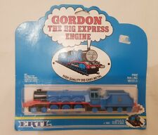Thomas & Friends ERTL PAPER FACE GORDON NEW & SEALED 1989 RARE CLOUD PACKAGING