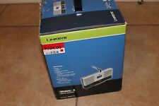 LINKSYS 2.4Ghz 802.11b Wireless-B Music System WMLS11B Digital Media Streamer