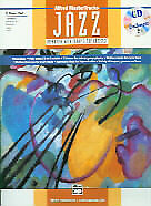 ALFRED MASTERTRACKS JAZZ C Bass cl Inst Book & CD