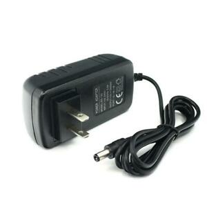 12V 2A 24W 100-240V AC 50/60Hz Adapter Power Supply Charger For Security Camera