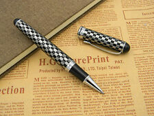Jinhao X750 Black And Grey Luxury Golden Rollerball Pens