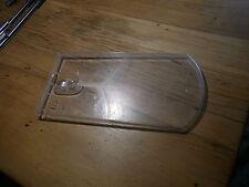1 Kunstoffziegel ähnlich wie Glasbiber Glasbiberschwanz  Biber Glas Lichtziegel