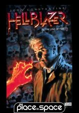 HELLBLAZER VOL 10 IN THE LINE OF FIRE - SOFTCOVER