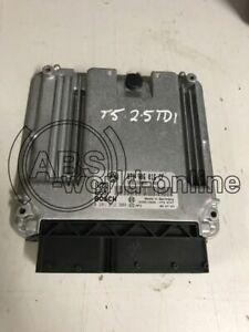 070906016CF 0281012909 Engine Control Unit VW T5 2.5 Tdi