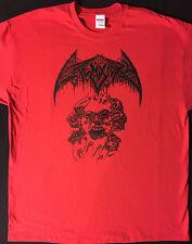 CREMATORY T shirt XL Death Metal demo PARADISE LOST Pungent Stench Coffins Grave