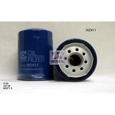 WZ411 OIL FILTER Z411 MITSUBISHI LANCER OUTLANDER 380