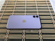 Apple iPhone 11 64GB Purple T-Mobile A2111 CDMA GSM Financed
