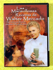 Las Maravillosas Recetas De Walter ~ New DVD Movie ~ 2006 Spanish Sealed Video