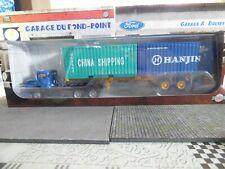 MERCEDES BENZ L 2624 Camion Semi Remorque CHINA SHIPPING 1/43 n° 89