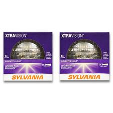 Sylvania XtraVision High Beam Headlight Bulb for Lincoln Premier Continental kw