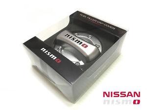 OEM GENUINE NISMO FUEL GAS FILLER CAP COVER W/ COLORED LOGO FOR NISSAN 350Z 370Z