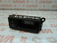 ROVER MG ZS 45 1999-2005 CENTRAL CONSOLE DASH DASHBOARD CLOCK DISPLAY SCREEN