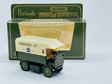 Matchbox Yesteryear #Y29 Walker Electric Van Harrods, made in England 1984