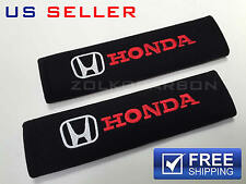 HONDA SHOULDER PADS 2PCS SEAT BELT - US SELLER SP14