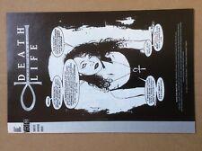 Death Talks About Life 1 Psa Dave McKean Neil Gaiman Vertigo Sandman Sharp Copy