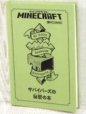 MINECRAFT Survivor's Secret Book Guide Cheat 92