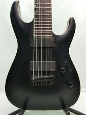 ESP Guitar LTD H-338 BLKS 8-String RH Full Size Black