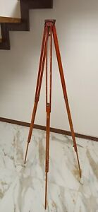 Soviet tripod to the camera  wooden
