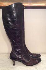 SALE!  CYDWOQ VINTAGE: Kitten-Heel Boots, Size 37 $548+