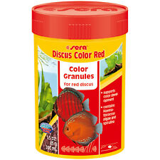 Discus Fish Food Sera Discus Color Red 100 ml 1.5 oz FAST FREE USA SHIPPING